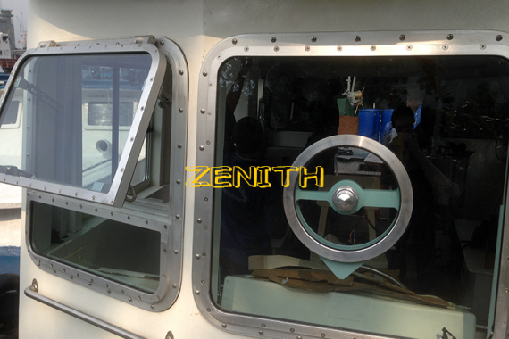 Marine Window Film