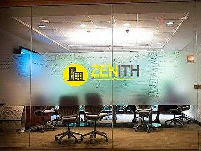 Zenith Frosted Films