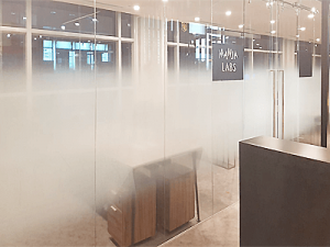 Frosted Films Design - 3M Fasara Cloud Design For Offices