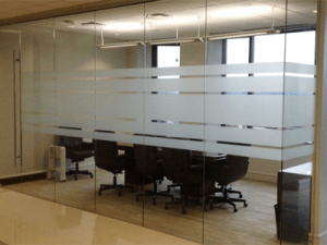 Privacy Window Films For Offices